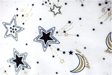 Shooting Stars Loungewear Gown