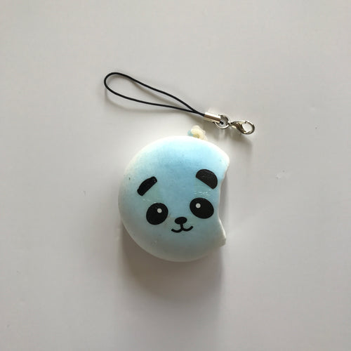 MINI BLUE PANDA SQUISHY