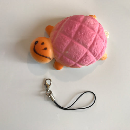 PINK TURTLE SQUISHY