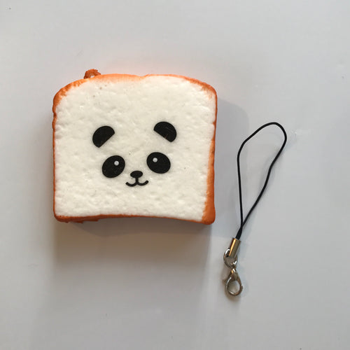 BEAR FACE BREAD SQUISHY