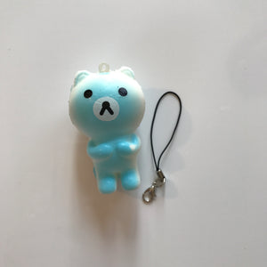 BLUE BEAR SQUISHY