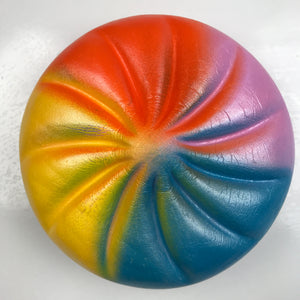 JUMBO RAINBOW STEAMED BUN SQUISHY