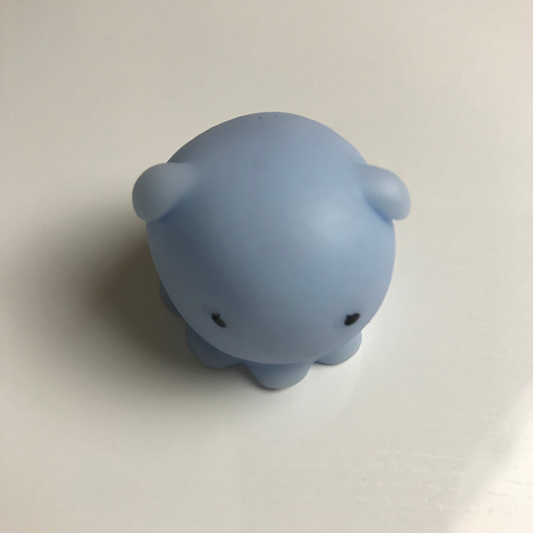 BABY BLUE OCTOPUS MOCHI SQUISHY