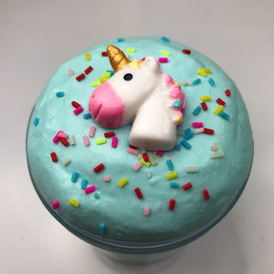 UNICORN CUPCAKE BATTER