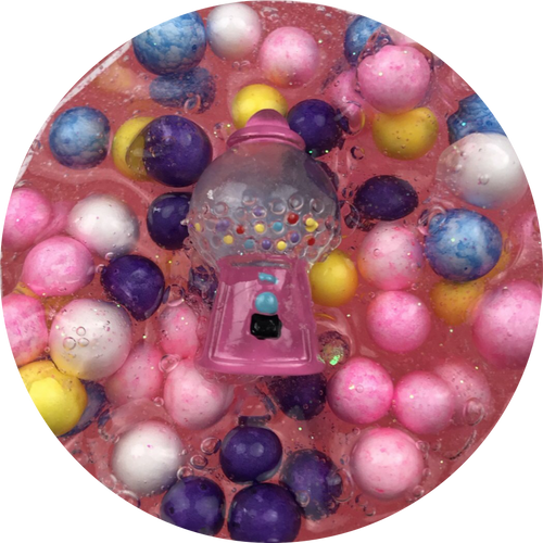BARBIE'S GUMBALL MACHINE