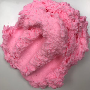 PINK FLUFFY CANDY