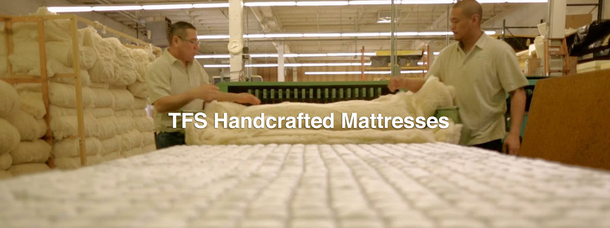 TFS Handcrafted Mattresses