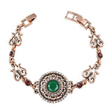Turkish Vintage Jewelry Rhinestone Bracelet