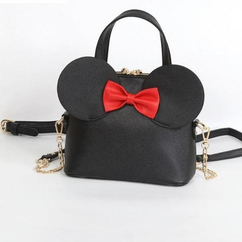 Mouse Ear Mini Crossbody Bag