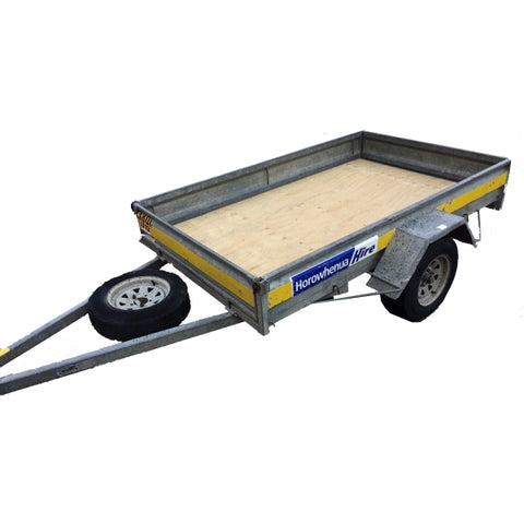 Trailer Single Axle 8X5