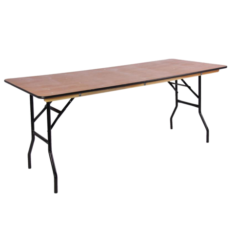 Trestle Table 1.8m