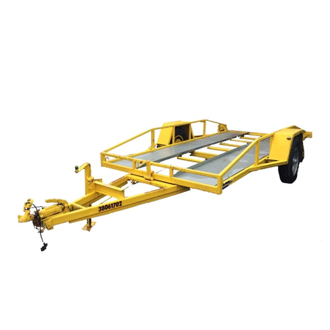 Trailer Machinery Single Axle