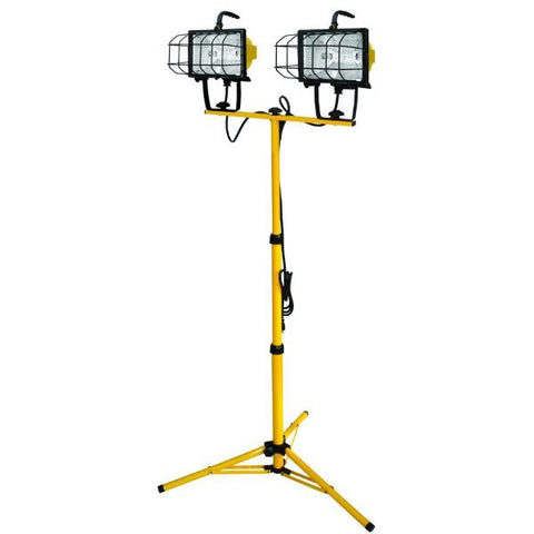 Work light 500W x 2