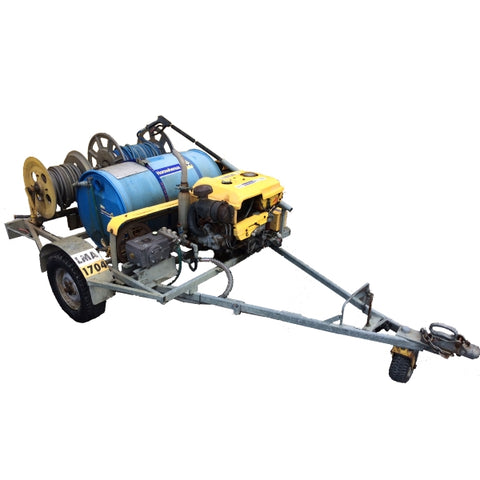 Water Blaster 3000PSI Towable