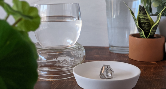 How to Activate Water with Your ARK crystal