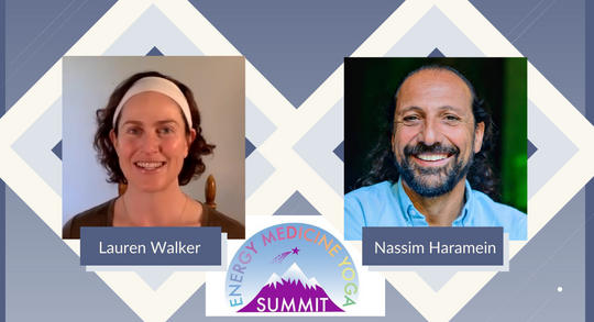 Lauren Walker Interviews Nassim Haramein