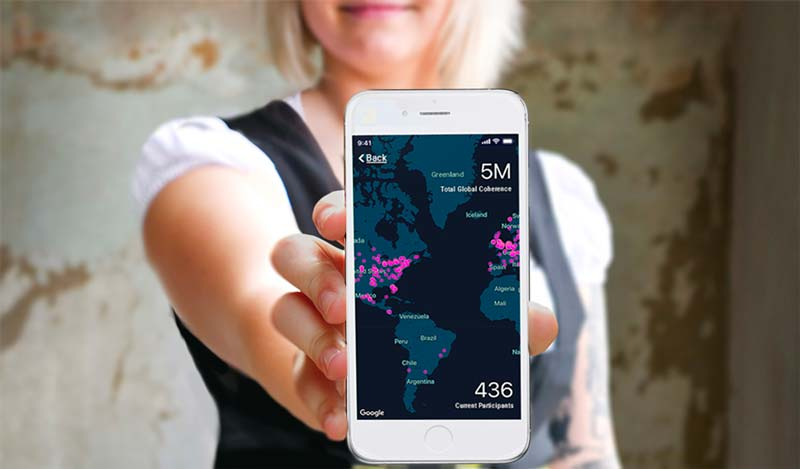 Global Coherence Pulse APP