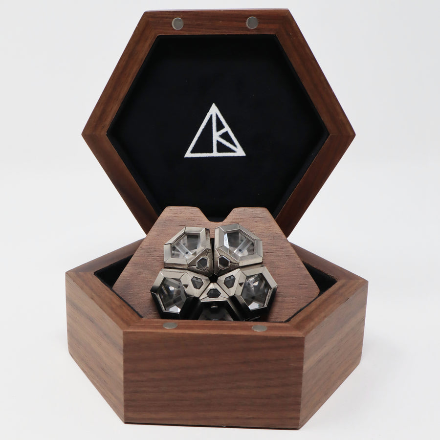 ARK Crystal Rosette in Display Box