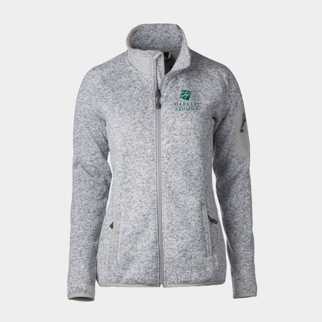 Ladies' Villa Sweater Fleece Jacket