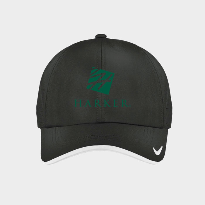 Nike Dri-Fit Swoosh Perforated Cap School Logo