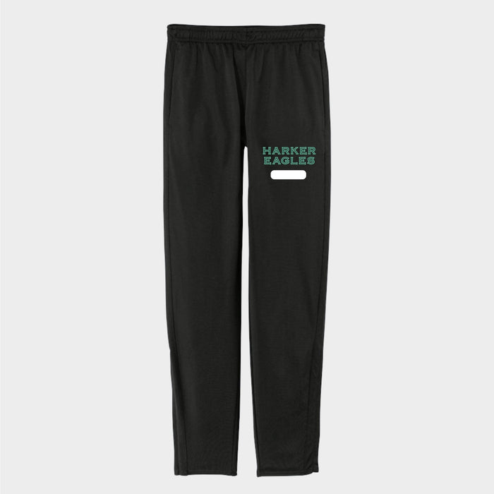 Unisex Black PE Track Pants - Approved for PE Class