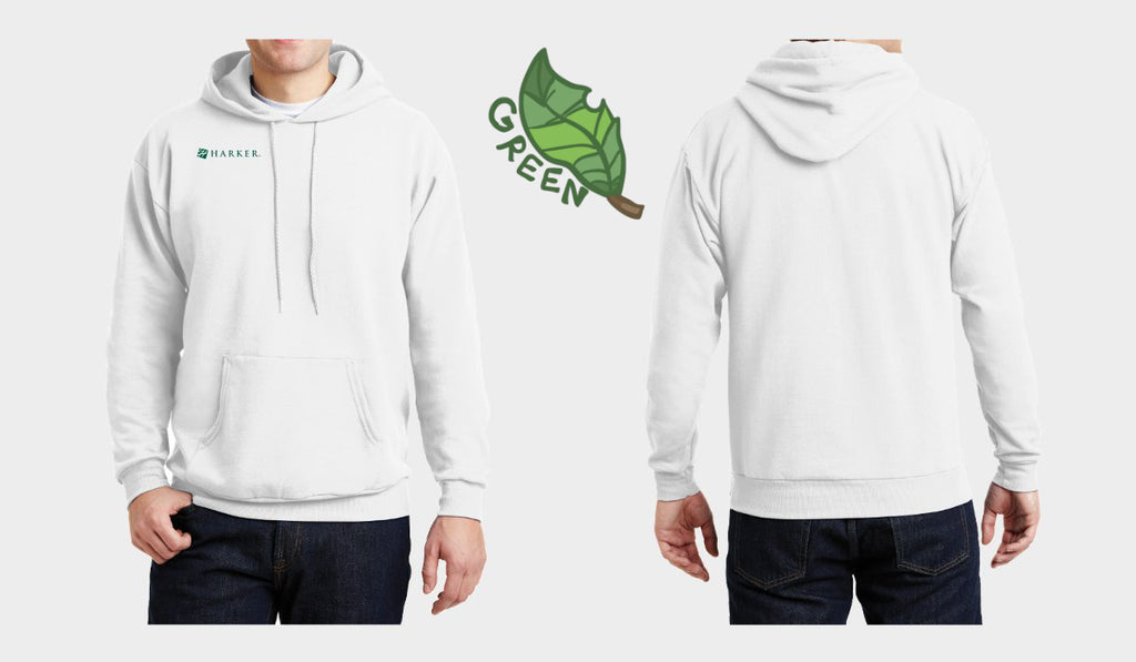 Club EcoSmart - Pullover Hooded Sweatshirt