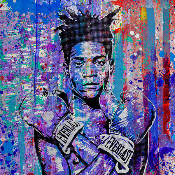 BASQUIAT MIDDLEWEIGHT