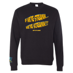 Nappy Boy Gaming: Streamin Screamin Crew Neck
