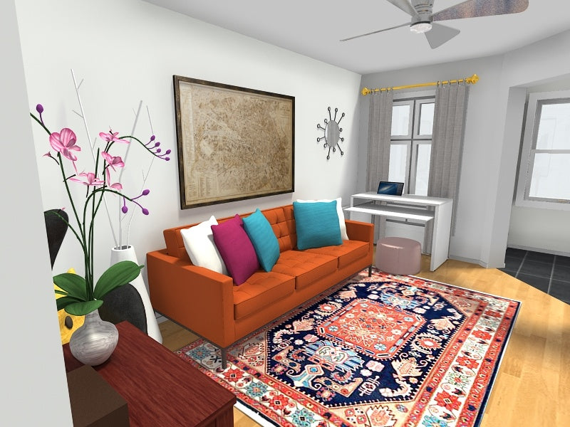 home decor e-design new york apartment
