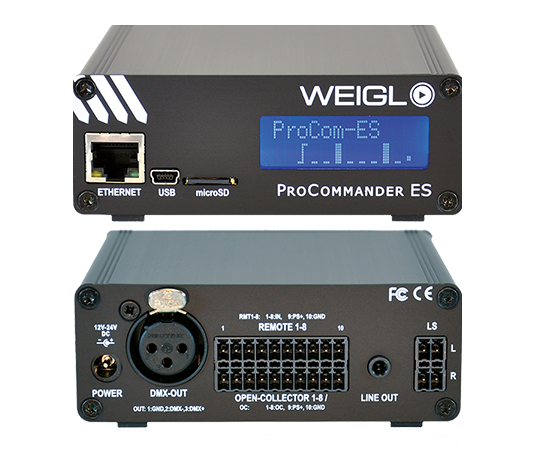 WEIGL WORKS PROCOMMANDER PHX CONTROLLER DRIVER FOR WINDOWS DOWNLOAD