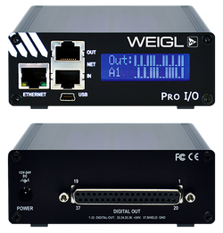 Pro I/O™ DB37 Interface