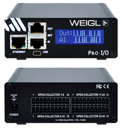 Pro I/O™ Digital 32 Interface