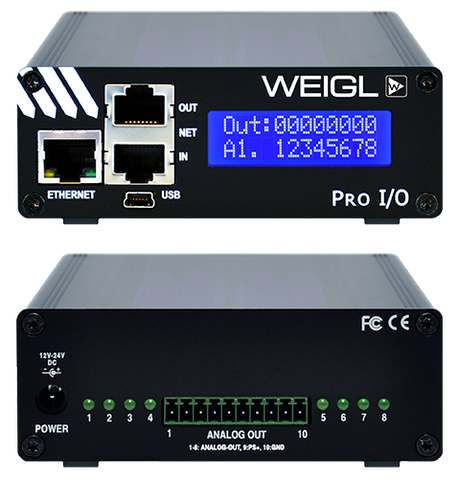 Pro I/O™ Analog Interface