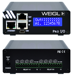Pro I/O™  Relay Interface
