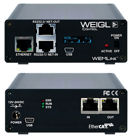 WEMLink EtherCAT Interface Module