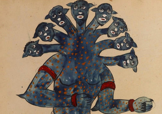 This Rare Guide on Persian Mysticism Helps You Discover Your Astrological Demon