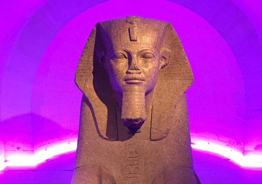 What are the Four Powers of the Sphinx?