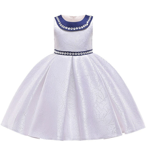 Girl's Elegant Princess Dress