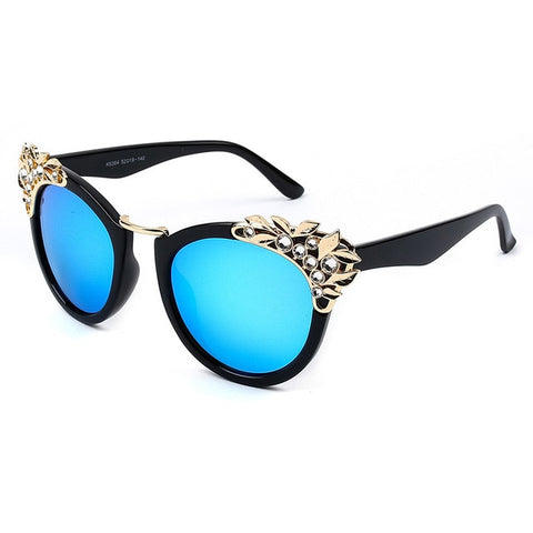 Cat Eye Women's Sunglasses with UV400 Protection