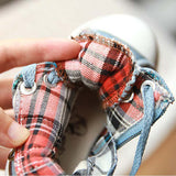 Children's Canvas Breathable Denim Sneakers