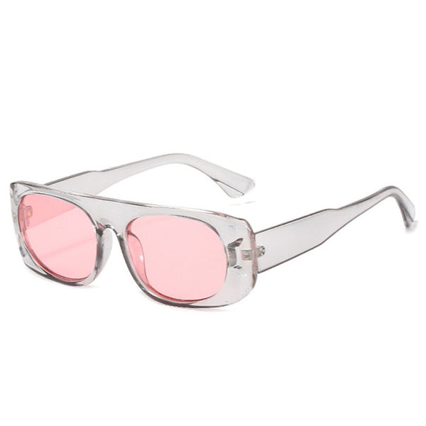 Trendy Rectangle Women's Sunglasses