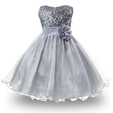 Glitter Party Dress for Girls