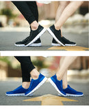 Men's Breathable Fashion Mesh Sneakers