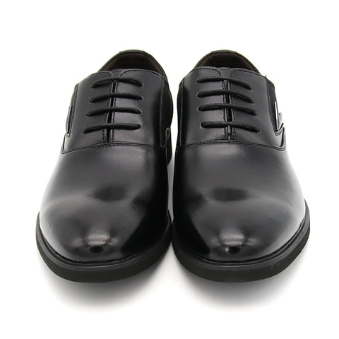 Men's Low Heel Leather Shoes