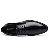 Men's Smooth Leather Shoes