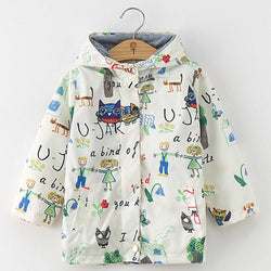 Kid's Light Fall Coat or Jacket