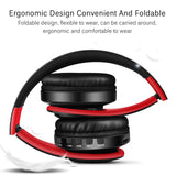 Wireless Bluetooth Sport Headphones with Mic for Mobile Phone and PC