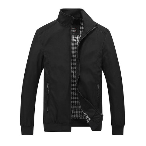 Spring Autumn Outerwear Business Jacket