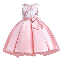 Girl's Party Dress for Weddings or Birthdays