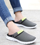 Men or Women Casual Sling Back Shoes